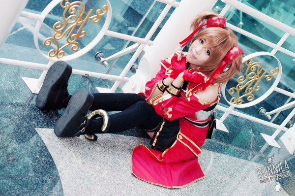 Cosplay Silica ~