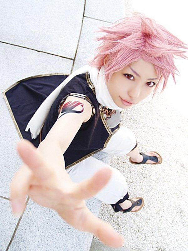 Cosplay Natsu ~