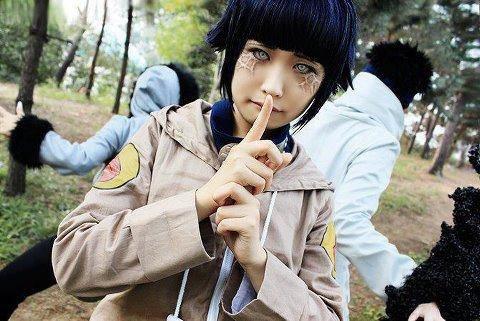 Cosplay Hinata !
