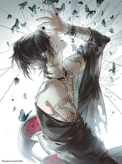 Kengishi Eiko ~ Mannequin cannibale.
