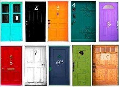 Quelle Porte Vous Guidera ?
