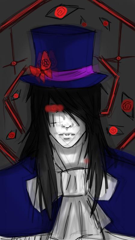 La colère de mephisto le prince noir