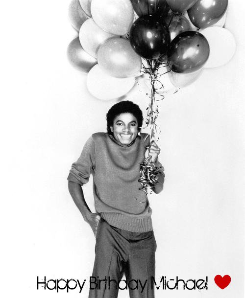Happy Birthday Michael ! (l)