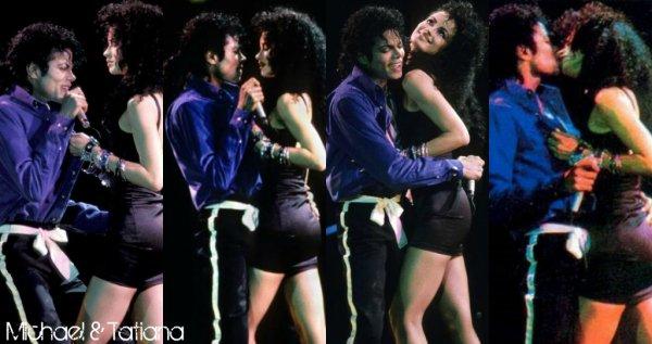 Michael & Tatiana ! <3.