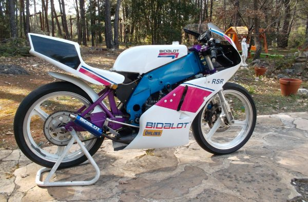 Bidalot RSR Groupe 3