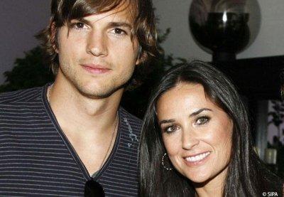 Actu People : Entre Ashton Kutcher et Demi Moore, tout va mal...