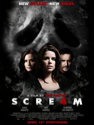 ♦ SCREAM 4