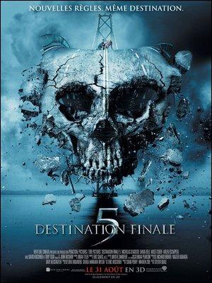 ♦ DESTINATION FINALE 5