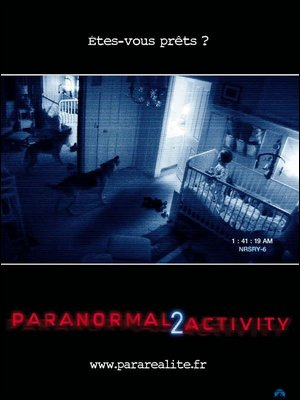 ♦ PARANORMAL ACTIVITY 2
