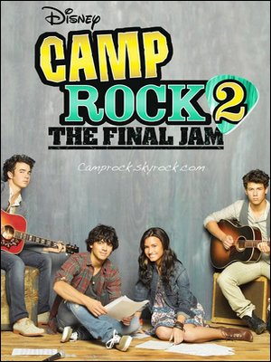 ♦ CAMP ROCK 2