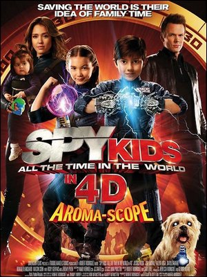 ♦ SPY KIDS 4 : ALL THE TIME IN THE WORLD