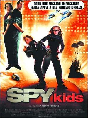 ♦ SPY KIDS 1