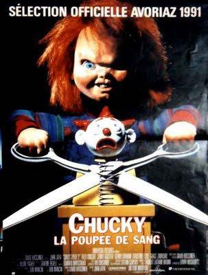 ♦ CHUCKY 2 - La poupée de sang