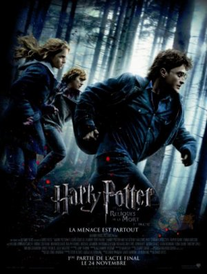 ♦ HARRY POTTER ET LES RELIQUES DE LA MORT - PART I