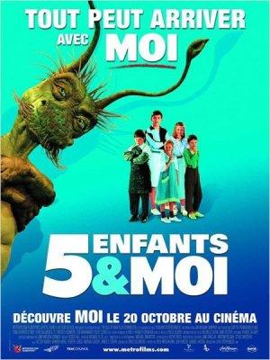 ♦ 5 ENFANTS ET MOI