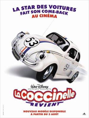 ♦ LA COCCINELLE REVIENT