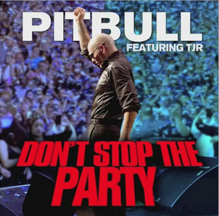 pitbull ft Tjr don't stop the party (2012)