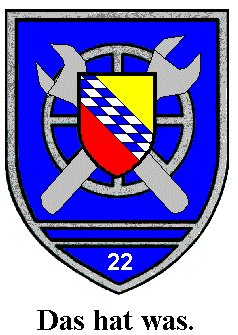 Internetseite Logistikregiment-22-na