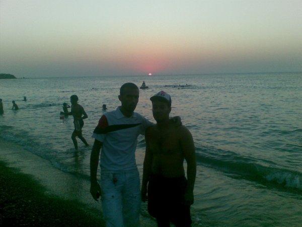hakou et moi
