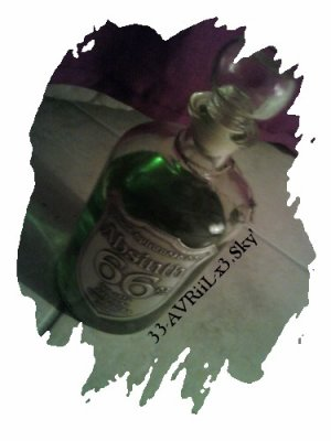 Absinth xD