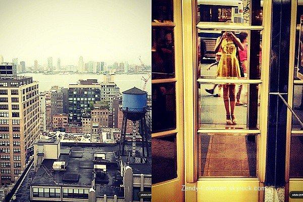 .Voici plusieurs photo personnel de Zendaya posté sur son twitter.