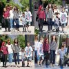 .16.10.2012 : Zendaya et ses amis, on été vu entrain de quitté  le Cafe Gratitude,après y avoir déjeuner..