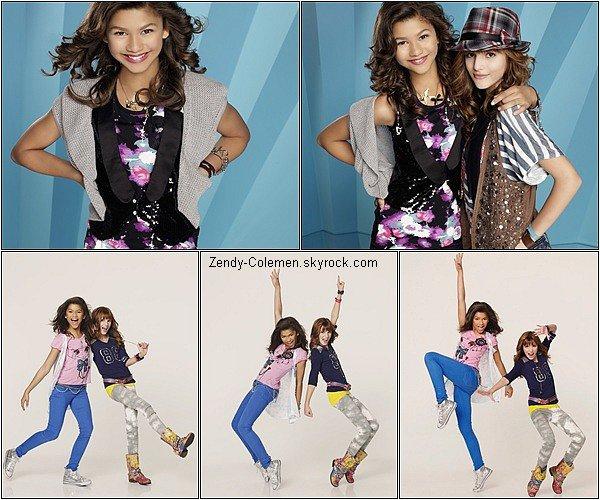 .Ré-découvre les stills promotionnels de  Shake It Up,de la saison 1..