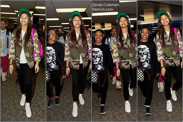 .03.11.2012 : Zendaya performait pour son Swag It Out tour  à Arizona State..
