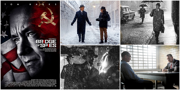 Bridge of Spies - trailer & stills