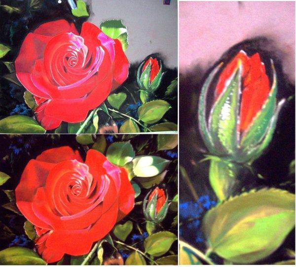 La rose version 2