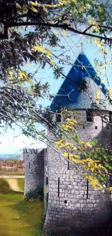 La Tour de Carcassonne enfin a jour !!!