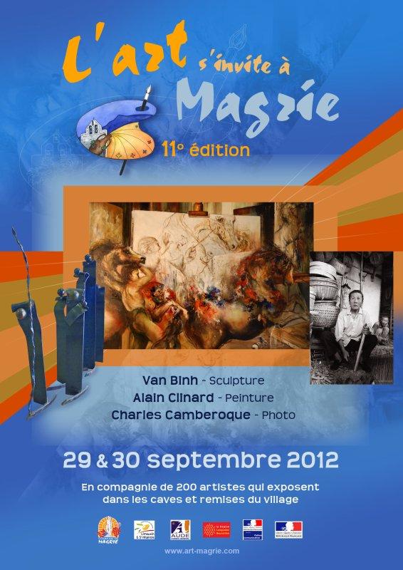 1er Prix de Pastel EXPO à MAGRIE 2012