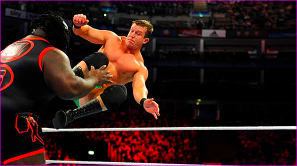 Only---WWE Superstars 21/04/11