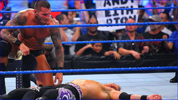 Only---WWE Smackdown 06/05/11