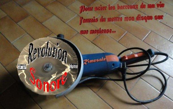 """RIMESALE : en preparation d une nouveau projet MAXI """" Révolution Sonore """" pour se projet lourd je rentre en mode CHEGUEVARAP !!!"""