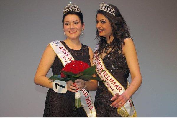 Miss montélimar 2015