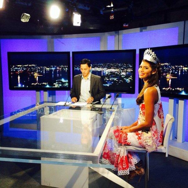 vaimti teifitu nouvelle reine de tahiti ! :)