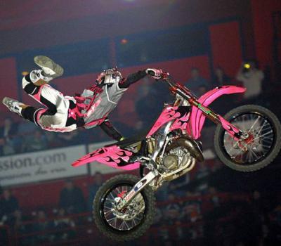 motocross rose