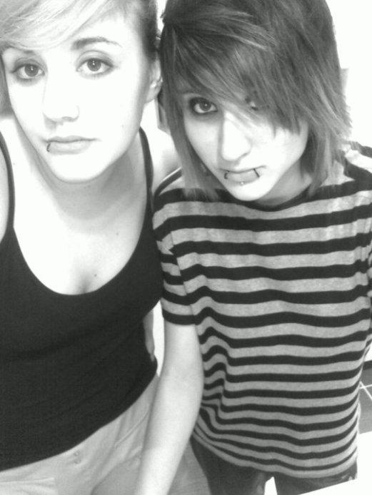 Axelle et Moi <3