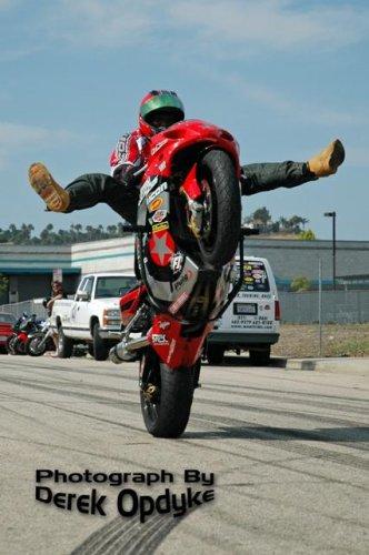 Welcome dans le stunt world !!!