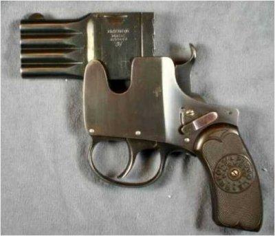 Pistolets insolites...