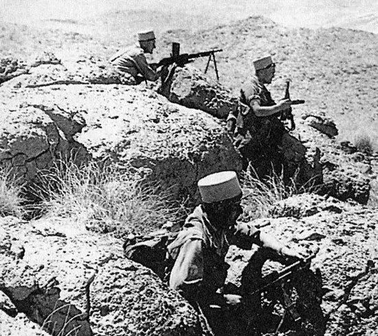 En hommage à nos soldats morts pour une cause politiquement perdue en Algérie.