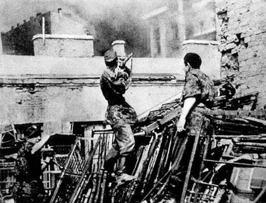 Hommage à la Résistance polonaise
