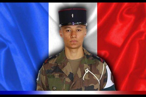 Hommage à ce jeune soldat de 19 ans mort pour la France