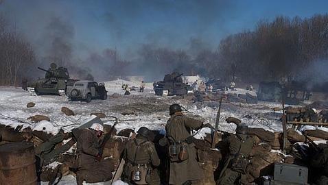 La Division Blue - AZUL- volontaires espagnols dans la Werhrmacht et Waffen SS , en Russie et parmi les derniers défenseurs de Berlin en 1945