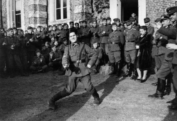 Unitésde de  volontaires Turkmenes dans la Wehrmacht opérants prinipalement en France