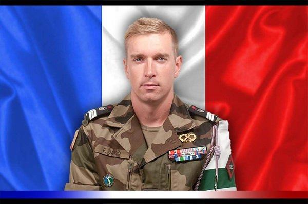 Barkhane : Maréchal des logis-chef Fabien Jacq, mort pour la France. Hommage à  lui