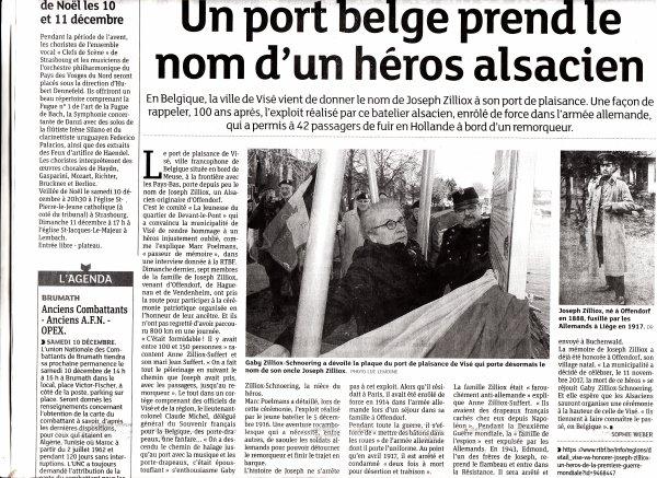 Un peu d'histoire pour  mes amis belges ...