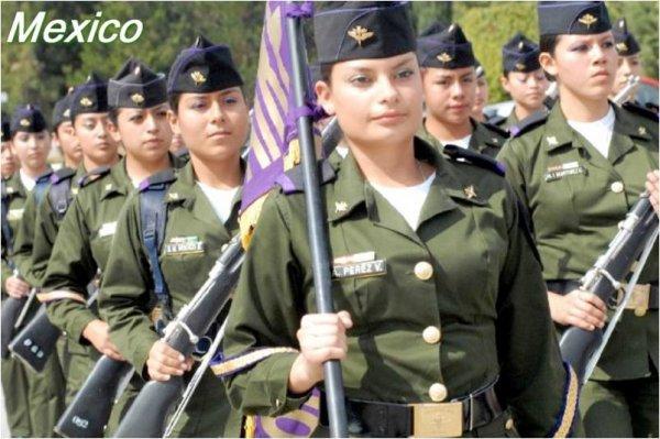 Femmes soldats 2e série