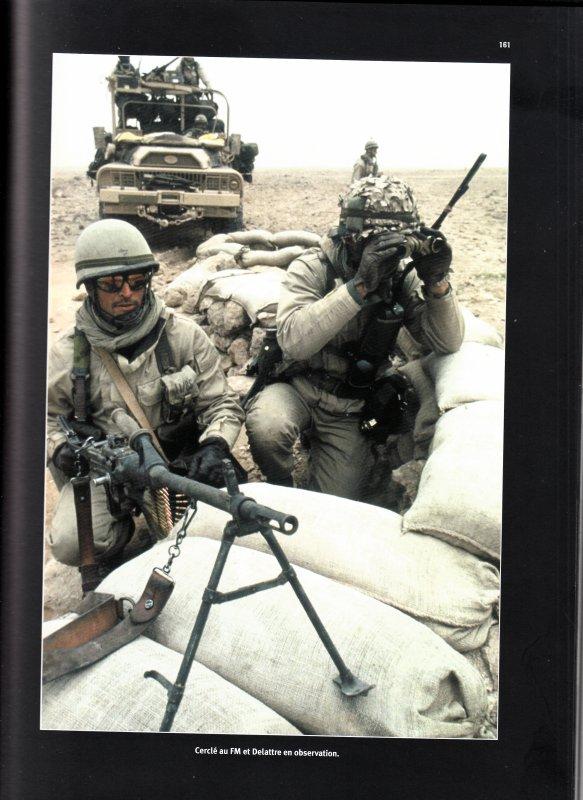 La Division  Daguet avec les Forces Spéciales Francaises à la Guerre du Golfe  en 1991